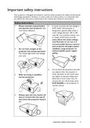 Página 3 do BenQ MX507