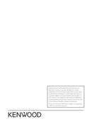 Página 5 do Kenwood KCA-IP22F