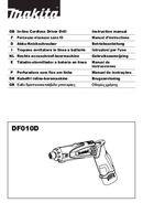 Makita DF010D side 1