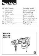 Makita HR5211C side 1