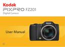 Kodak PIXPRO FZ201 sivu 1