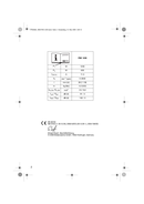 Página 2 do Metabo PSE 1200