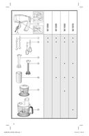 Braun Multiquick M 1050 pagina 3