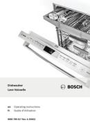 Bosch 500 Series SHE65T52UC sivu 1