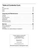 Bosch 300 Series HBL3550UC pagină 3