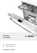 Bosch 800 Series SHE65T52UC side 1