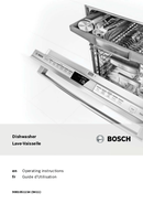 Bosch 800 Series SHXN8U55UC sivu 1
