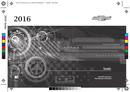 Pagina 1 del Chevrolet Sonic (2016)