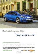 Pagina 1 del Chevrolet Volt (2016)