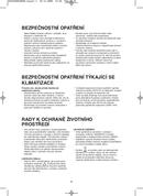 Página 1 do Whirlpool AMD 093