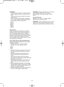 Página 5 do Whirlpool AMD 093