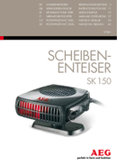 AEG SK 150 side 1