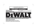 DeWalt DWE4599N page 1