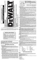 DeWalt D21002 pagina 1
