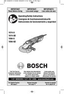 Bosch 1974-8D pagină 1