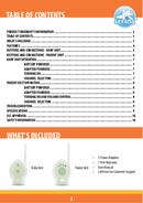 página del Levana HDT6-100 3