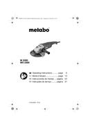 página del Metabo W2000 7 Inch 1