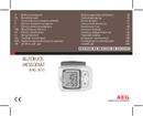 AEG BMG 5610 sivu 1