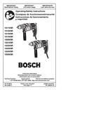 Bosch 1030VSR sivu 1
