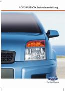 Ford Fusion (2011) Seite 1