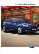 Ford Focus (2015) Seite 1