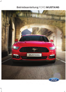 Ford Mustang (2016) Seite 1