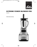 Solis Extreme Power Pro pagina 1