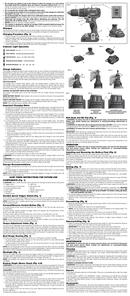 DeWalt DCD780 page 2