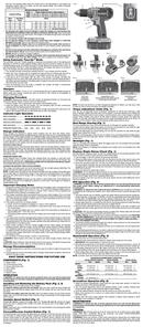 DeWalt DC725 pagina 2