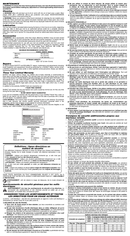 DeWalt D25012 page 3