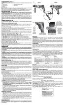 DeWalt DWD525 page 2
