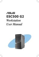 Asus ESC500 G2 sivu 1