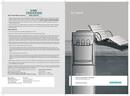Siemens DW13705 sivu 1