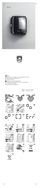 Página 1 do Philips DL8765
