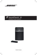 Bose SoundTouch 10 side 1