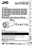 JVC Everio GZ-HM445BE side 1