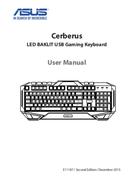 Asus Cerberus sivu 1