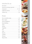 Página 3 do Magimix CS 5200 XL Premium