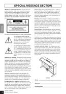 Yamaha Clavinova CLP-320 sivu 2