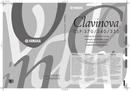 Yamaha Clavinova CLP-330 page 1