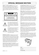 Yamaha Clavinova CLP-380 sivu 2