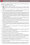 Página 2 do Magimix Vision 111538