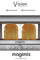 Página 1 do Magimix Vision 111540