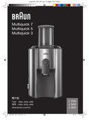 Braun J500 Multiquick 5 side 1