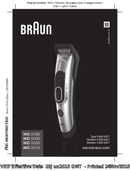 Braun HC 5090 side 1