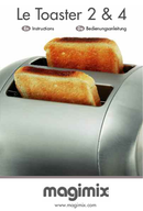 Magimix Le Toaster 2 side 1