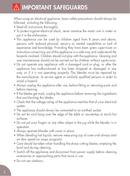 Página 3 do Magimix Le Blender 11612