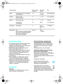 Braun MX 2000 PowerBlend pagina 5