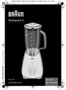 Braun MX 2050 Multiquick 5 side 1