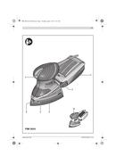 página del Bosch PSM 160 A 3
